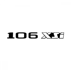 Stickers Citroën AX GTi