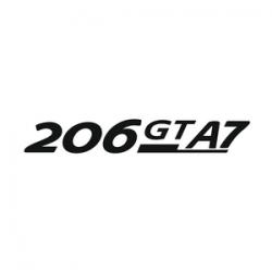 Stickers Peugeot  Sport 208 R2