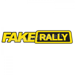 Stickers Fake Rally
